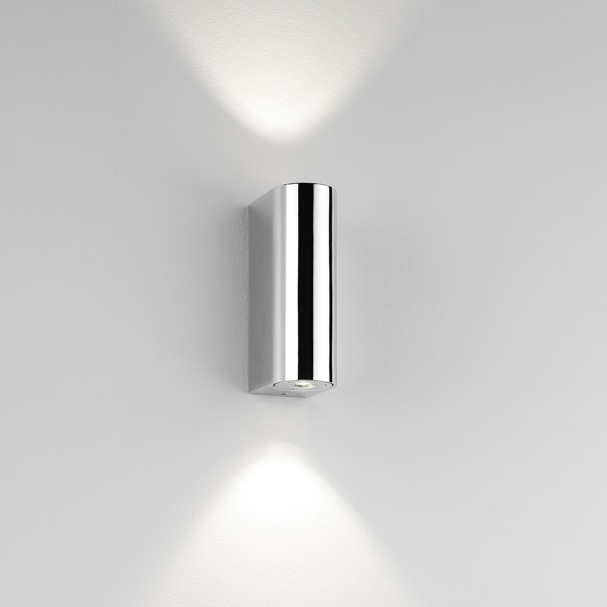ASTRO Alba 0828 bathroom LED wall light 2 X 1W IP44 3000K warmwhite Luxeon Thumbnail 1