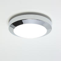 ASTRO Dakota 180 0843 small bathroom wall ceiling light 1 x 40W E14 chrome