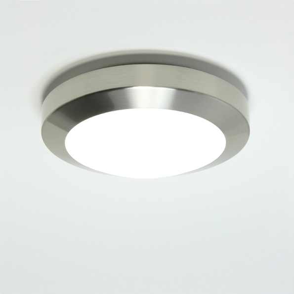 ASTRO Dakota Plus 180 0673 small wall ceiling light 13W GX53 brushed nickel Thumbnail 1