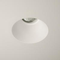 Astro Blanco Round 5657 dimmable recessed ceiling light 1 X 50W GU10 lamp