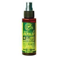100% Organic Insect mosquito repellent essential oils, 100ml DEET Picaridin free