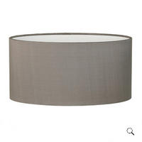 Astro Oval 4065 fabric lampshade for table wall light oyster E27/ES shade ring