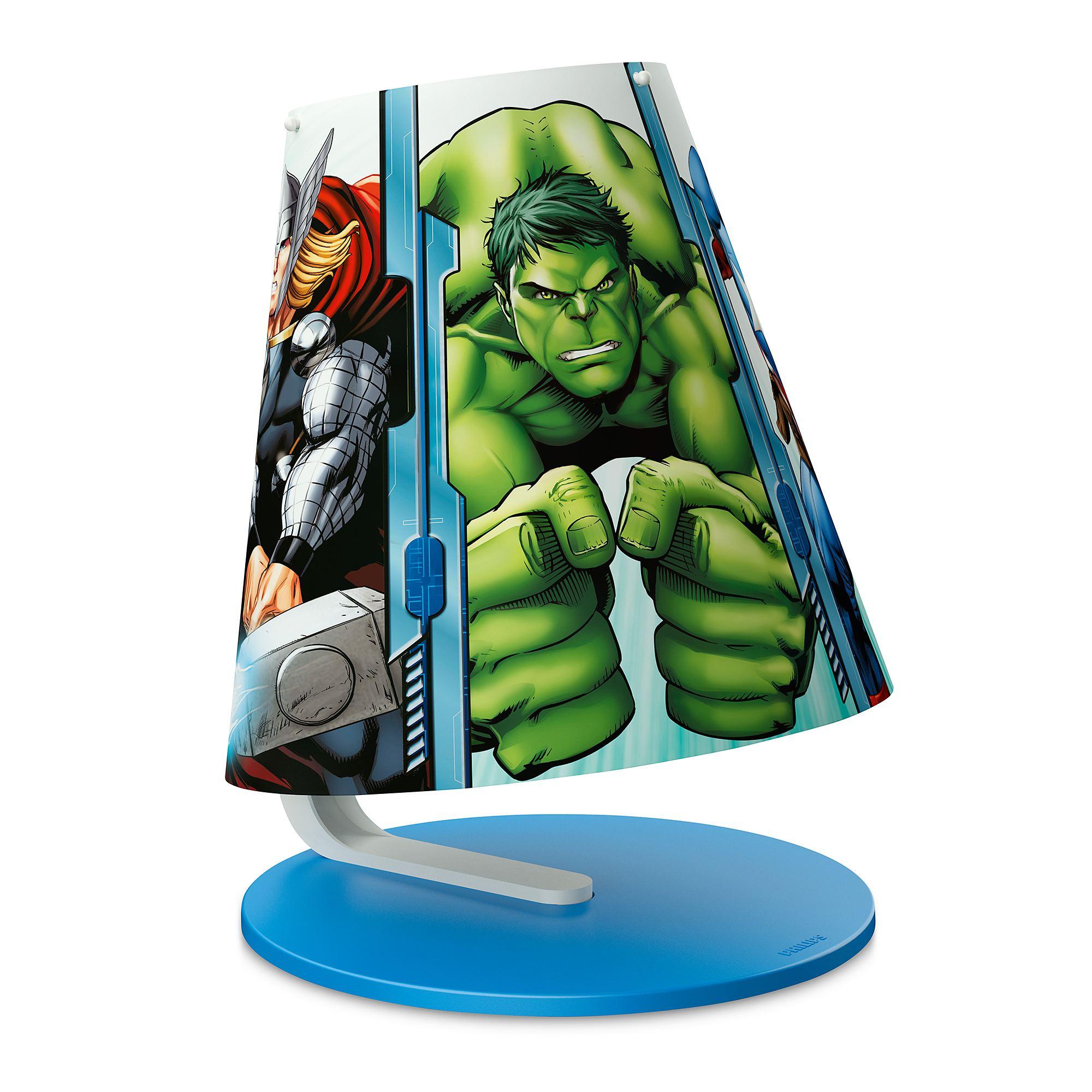 Philips Marvel Avengers Led Table Lamp Table Light 3w