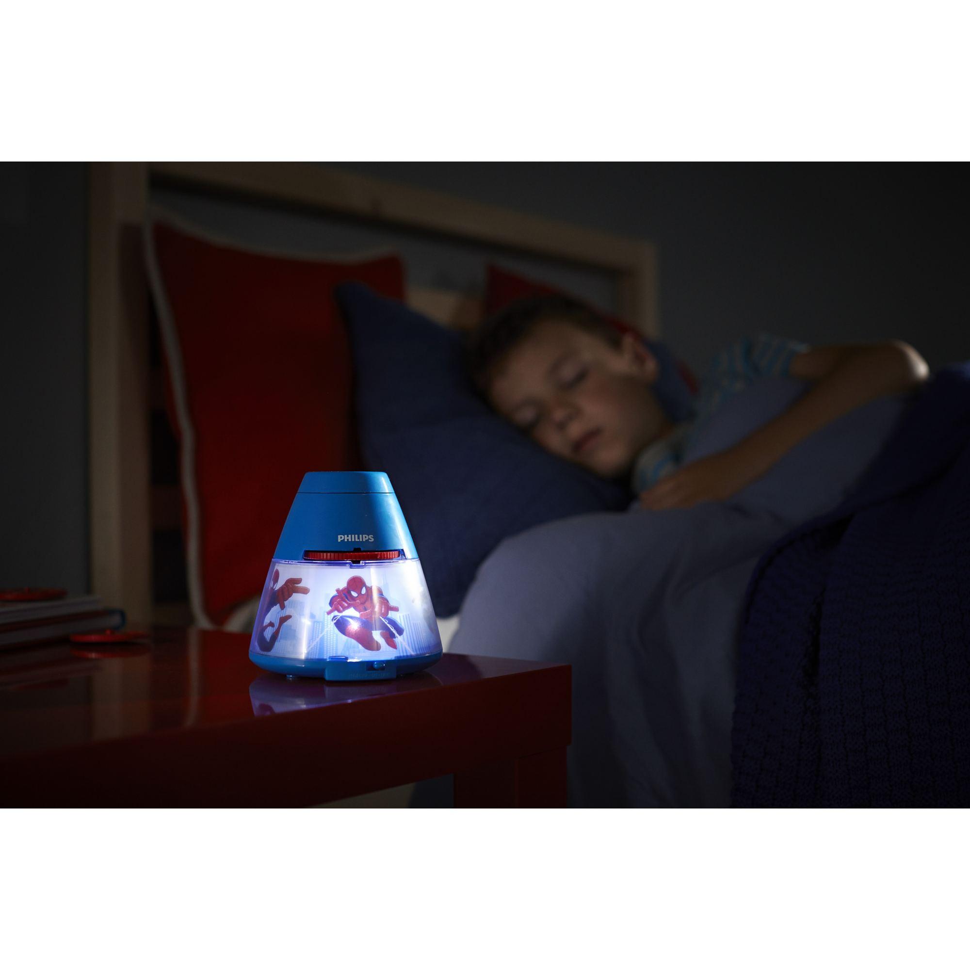 Philips Marvel Spiderman Children S Led Night Light
