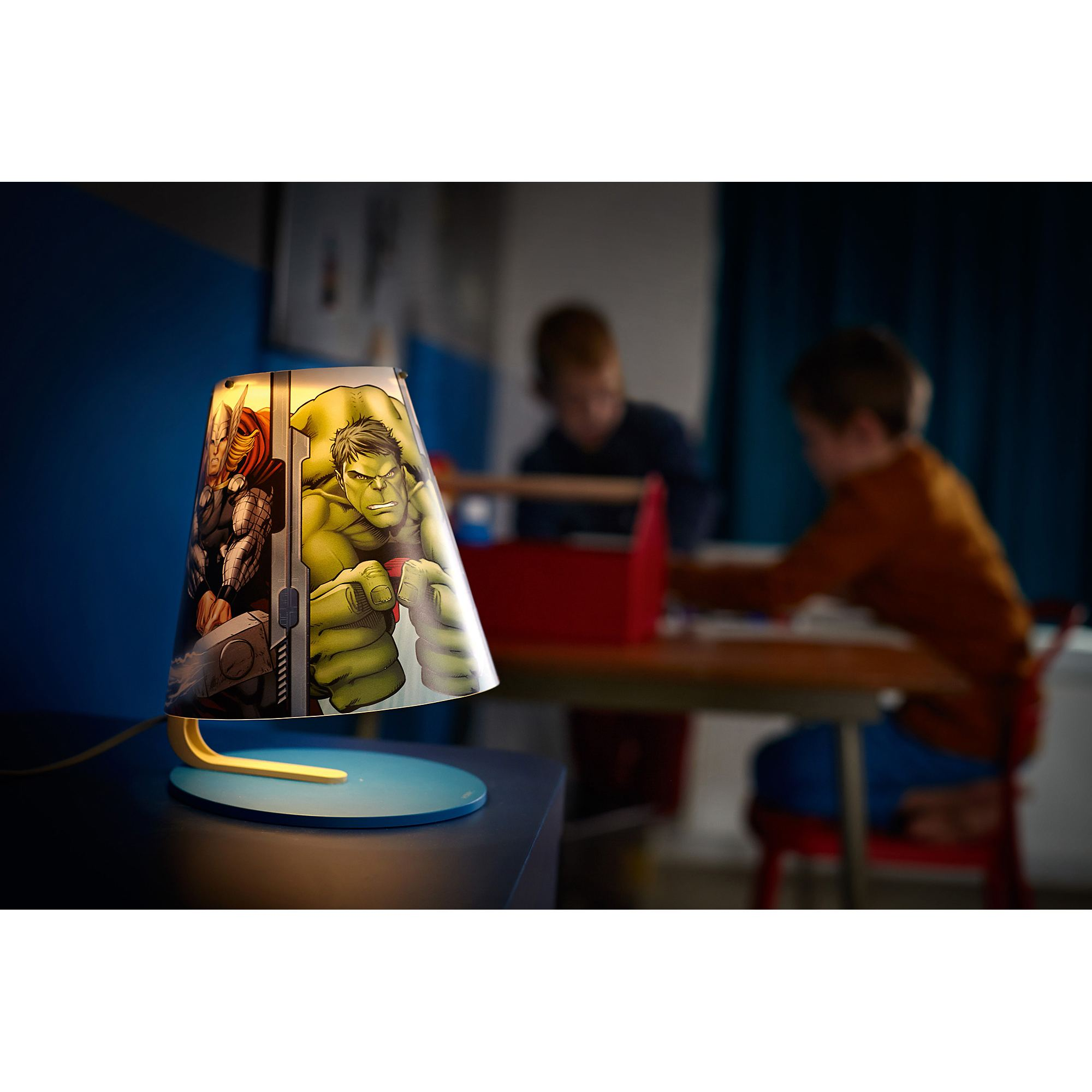 Philips Marvel Avengers LED table lamp table light 3W Thumbnail 8