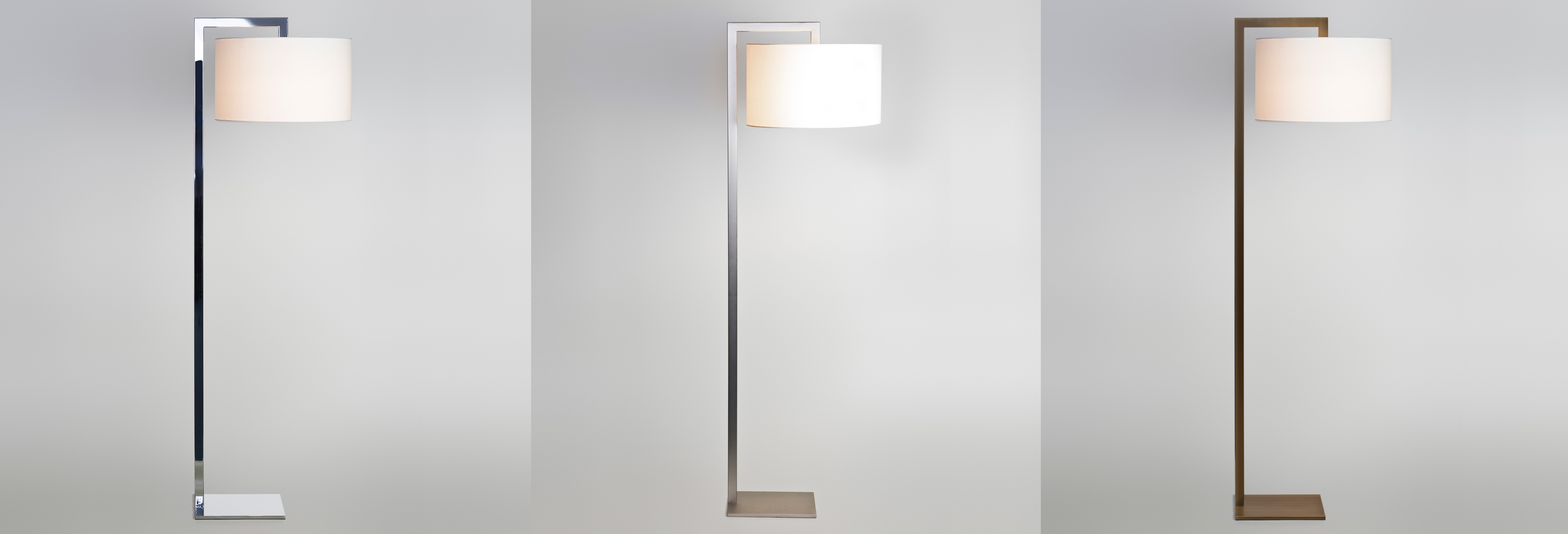 best service 50593 cf392 Details about Astro Ravello contemporary floor light floor lamp 60W E27  fabric shade