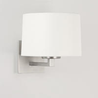 ASTRO 0928 AZUMI CLASSIC LED interior wall-light  1 x 60W E27 lamp Matt nickel