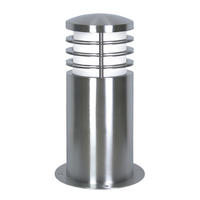 Garden Zone Sandbanks Mini Bollard 15W CFL E27 12v IP44 Class I