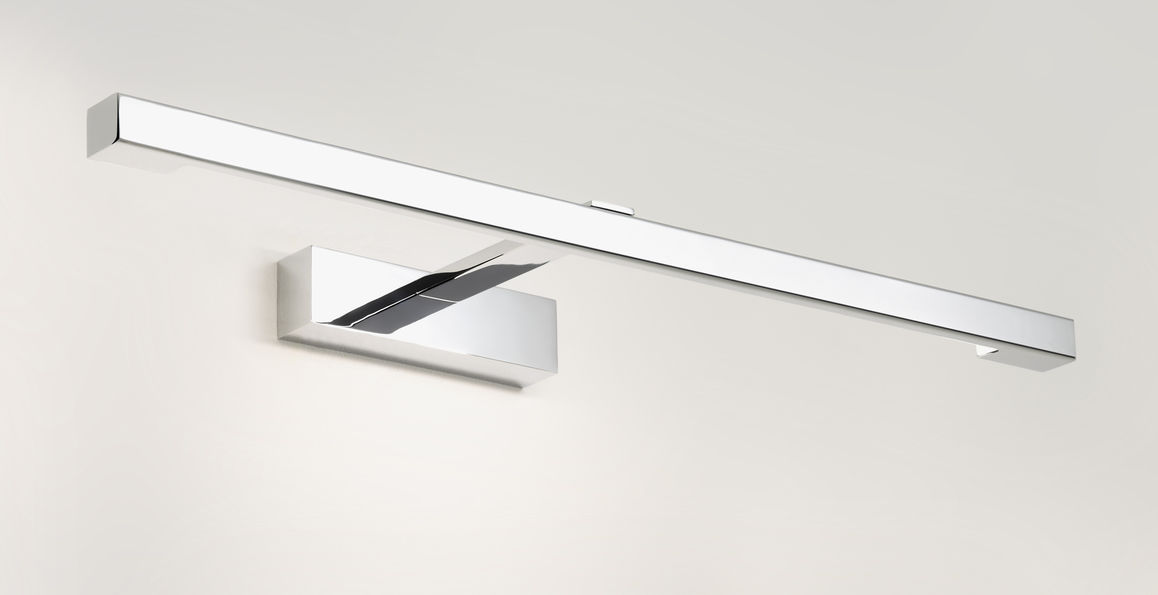 Modern Led Bathroom Ceiling Light Chrome Finish Ip44 Rated: Astro Kashima 620 0961 Bathroom Wall Mirror Light Chrome