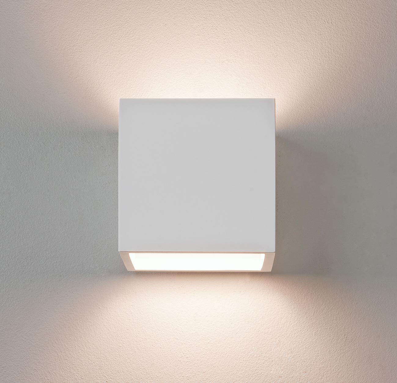 Astro pienza square cube ceramic plaster wall light 60w e14 white ebay sentinel astro pienza square cube ceramic plaster wall light 60w e14 white aloadofball Choice Image