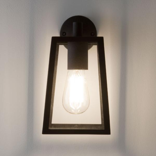 Astro Calvi Ip23 Outdoor External Wall Lantern Light 60w