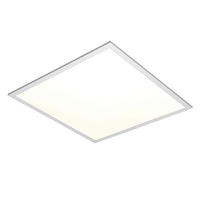 Saxby Sirio Indoor Recessed Ceiling Light White 36W SMD 4014 Daylight White