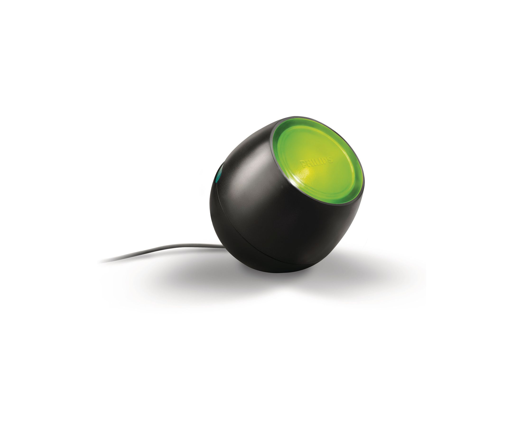 Philips livingcolors micro led colour changing table lamp black philips livingcolors micro led colour changing table lamp black 47w thumbnail 4 parisarafo Image collections