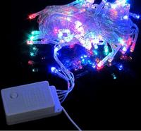 IP65 LED christmas tree lights string fairy lights 10m 6W multi function RGB