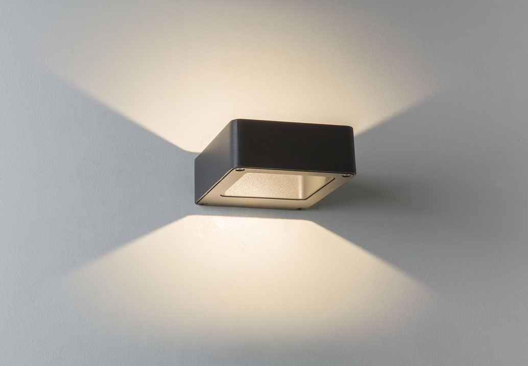 Astro Napier Ip54 Exterior Outdoor Led Wall Up Down Light