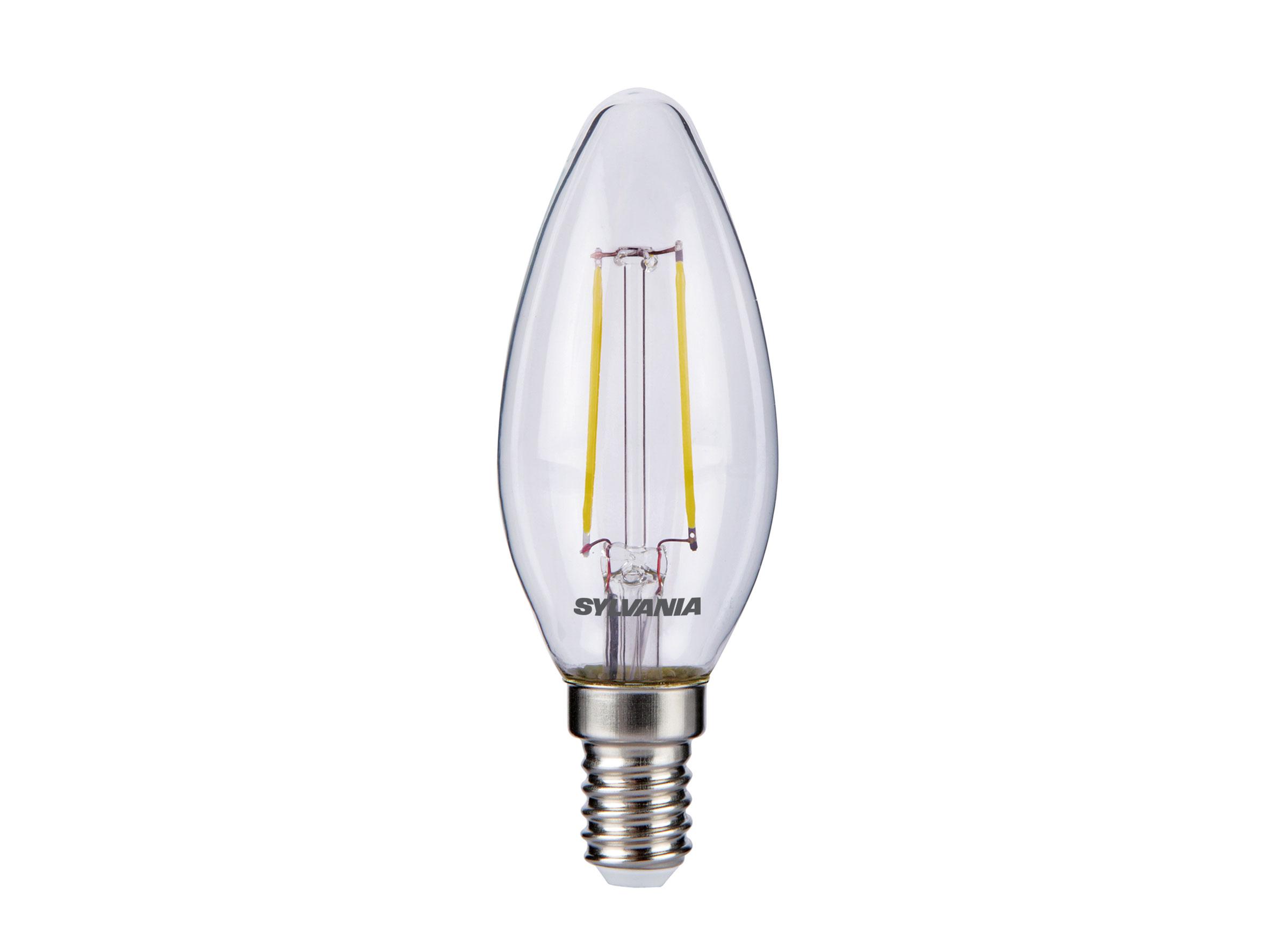 1 x starmo E14 ses bougie lumière led ampoule 470lm opale 5.9W = 40W blanc chaud 2700k