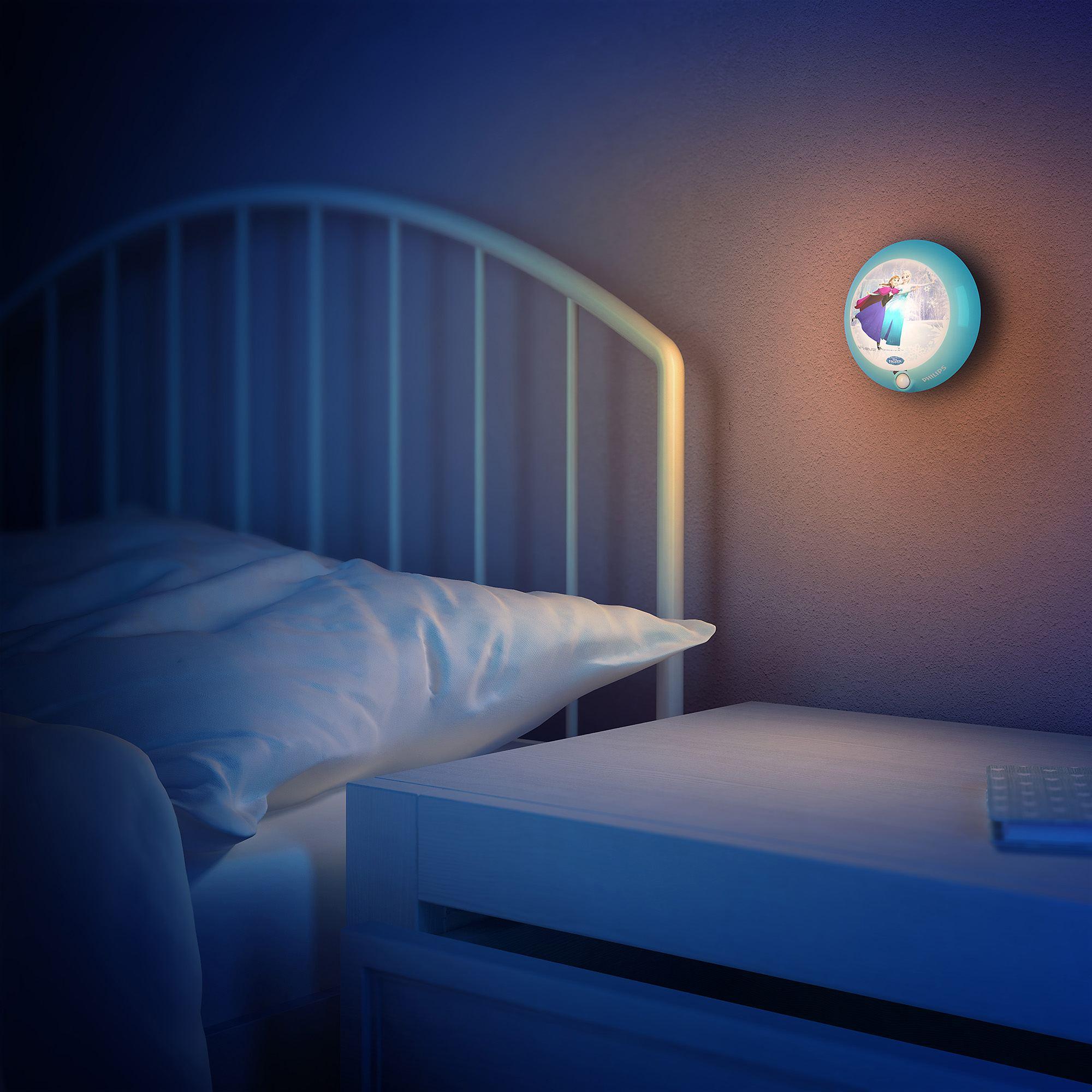 Philips Disney Frozen Children S Led Sensor Night Light