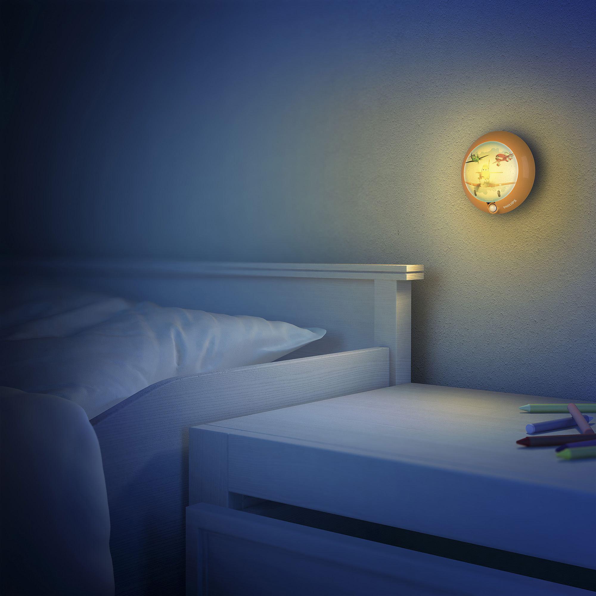 Philips Disney Planes Children S Led Sensor Night Light