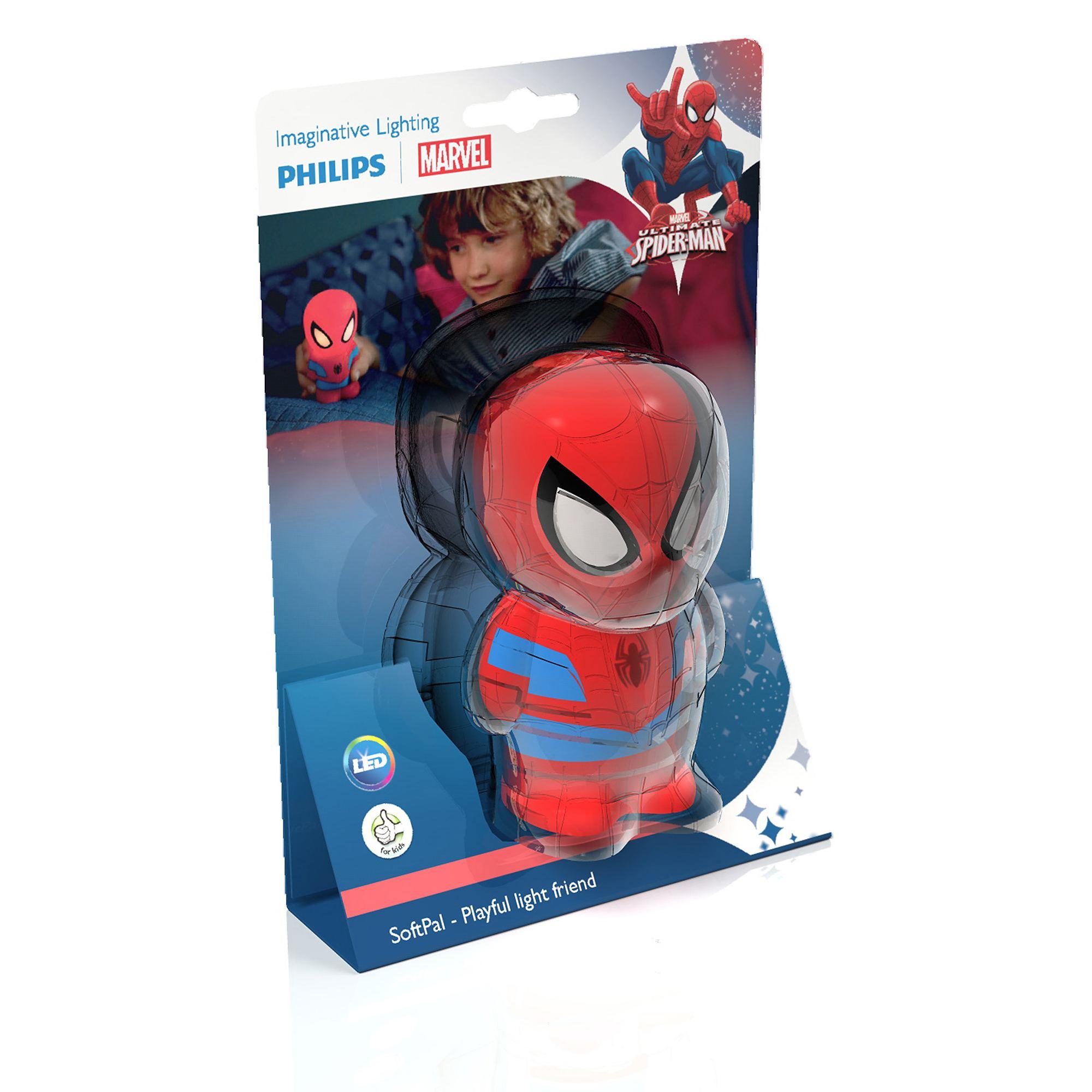 Philips Marvel Spiderman Children S Led Sensor Night Light