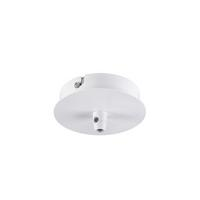 Fitu ceiling rose for pendant light fitting steel plate various colours