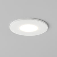 LED bathroom downlights fixed Astro Mayfair shower IP65 7.4W white 2700K