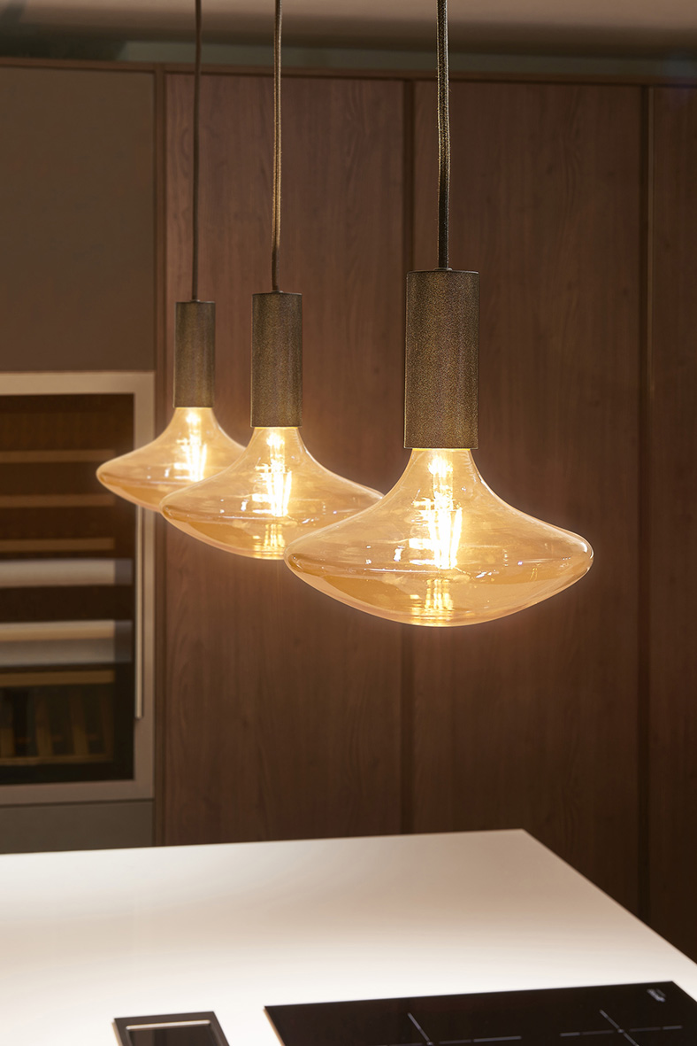 Sylvania Toledo Sylcone Dimmable Retro Led Globe Lamp