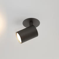 Astro Ascoli recessed ceiling cylindrical spotlight 50W GU10 bronze