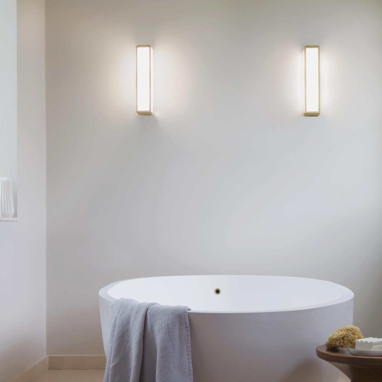 luxury bathroom wall pics