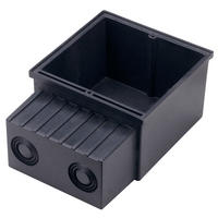 Intalite Flush mounted box for FOK LED, FRAME, FLAT FRAME and BASIC LED series