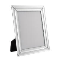 "Endon Fortin 10"" x 8"" photo frame Mirrored glass H: 330mm  W: 275mm  D: 15mm"