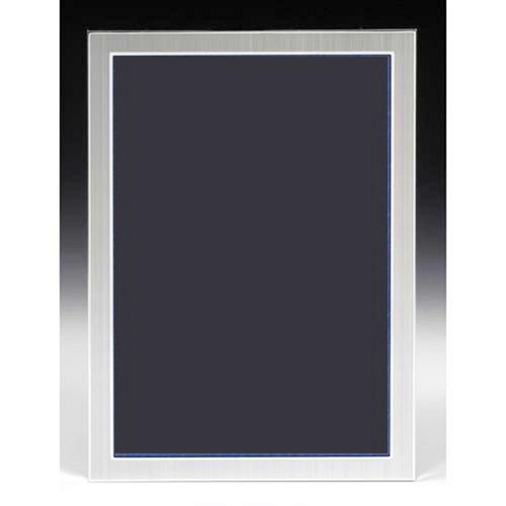 Satin Silver A4 Certificate Picture Photo Frame Portrait Landscape