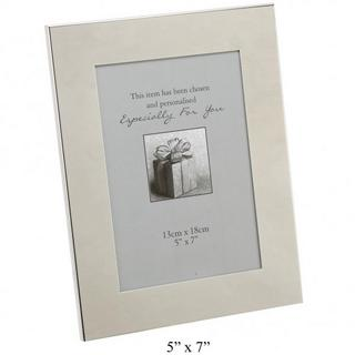 """Wide Border Photo Frame 4"""" X 6""""  Silver Plated Picture Brand New Gift Thumbnail 1"""