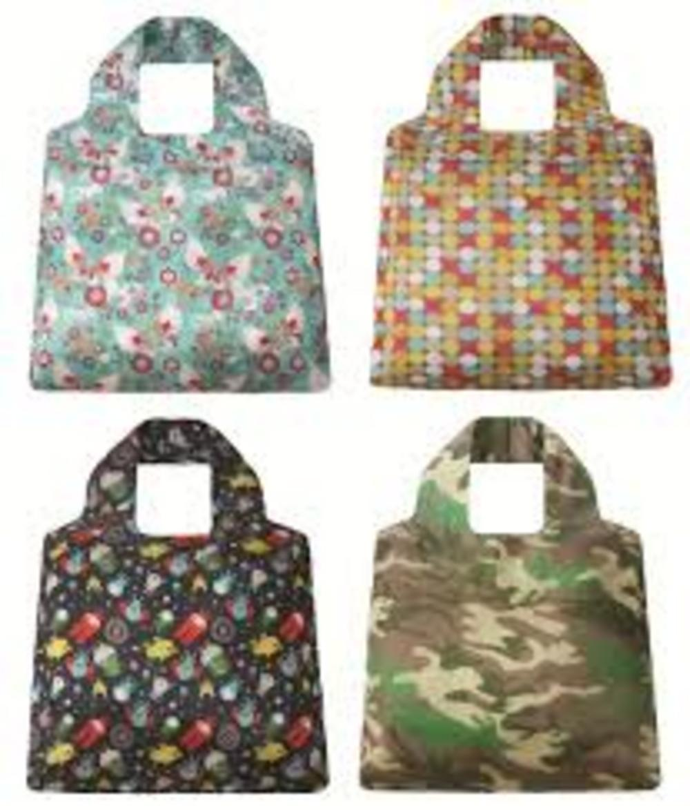 Eco Friendly Reusable Carrier Bag - Mix & Match Range