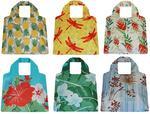 Eco Friendly Reusable Carrier Bag - Hawaiian Range