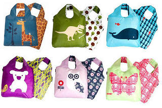 Eco Friendly Reusable Carrier Bag - Kids Range Thumbnail 1
