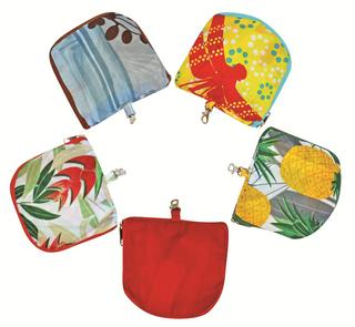 Eco Friendly Reusable Backpack - Hawaiian Collection Thumbnail 2