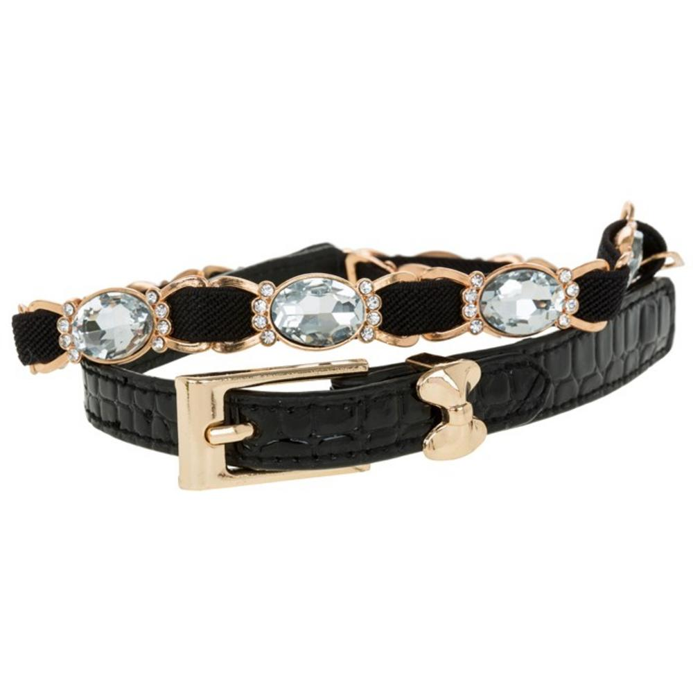 Oval Jewelled Belt