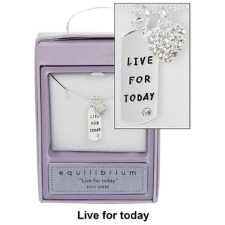 Live for Today Necklace Thumbnail 1