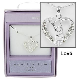 Love Sparkle Necklace Thumbnail 1