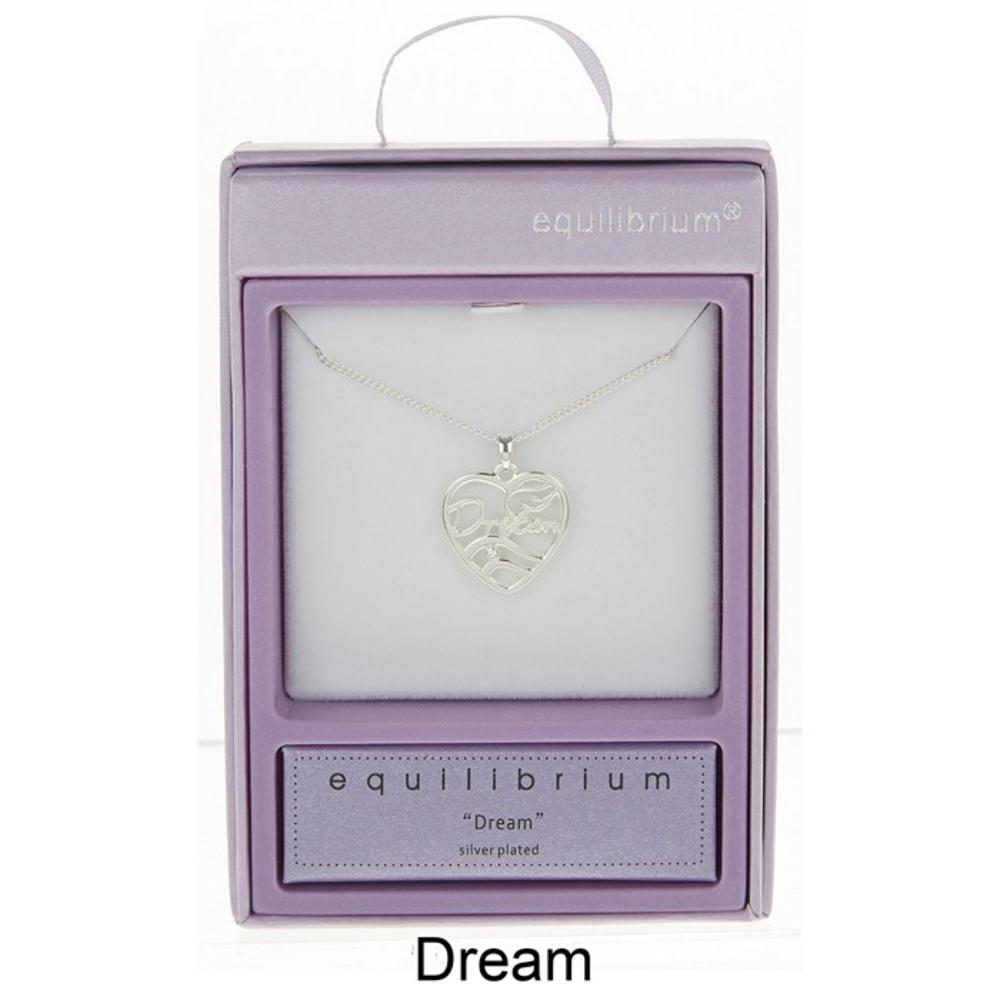 Dream Silver Plated Necklace