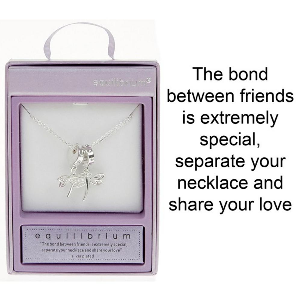 Special Friends Sharing Necklace