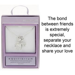 Special Friends Sharing Necklace Thumbnail 1