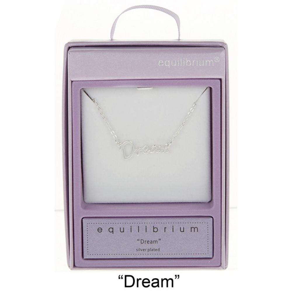 Dream Script Necklace