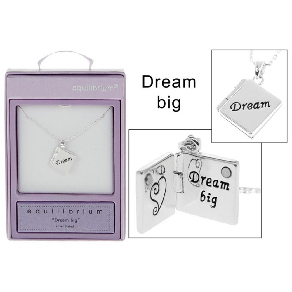 Dream Big Charm Necklace