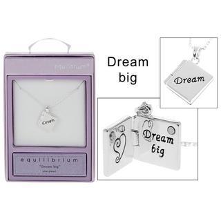 Dream Big Charm Necklace Thumbnail 1