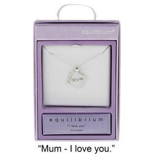 Mum I Love You Necklace Thumbnail 1