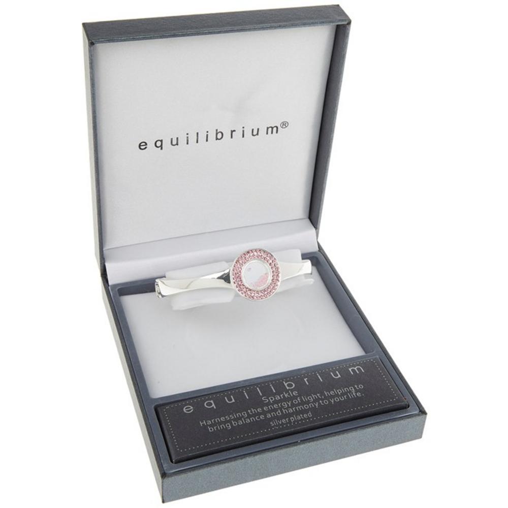 Moving Crystal Bracelet