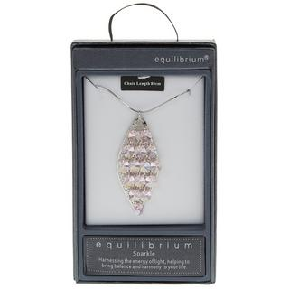 Pink Pearl Filigree Necklace Thumbnail 1