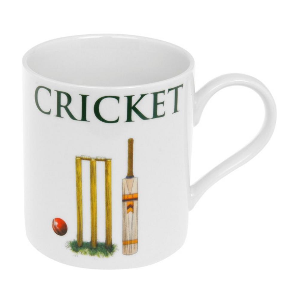 Cricket China Mug