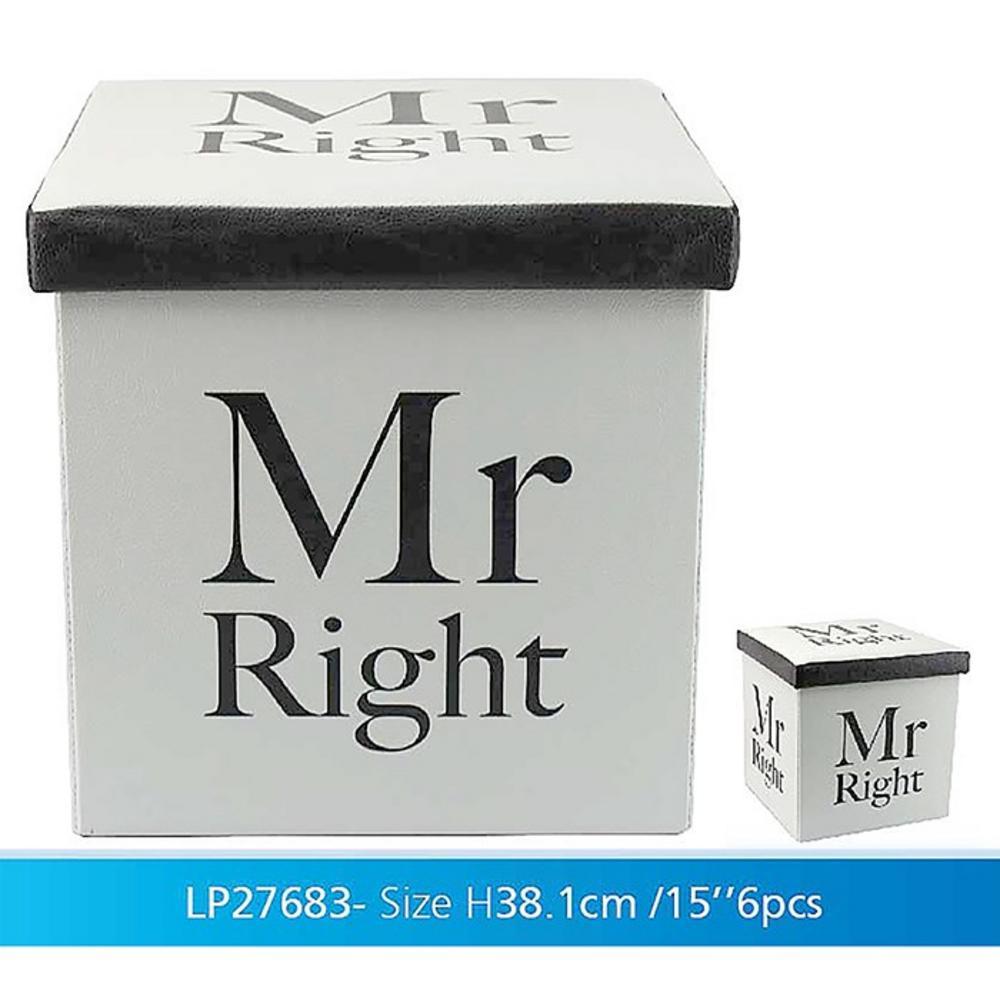 Mr Right Ottoman